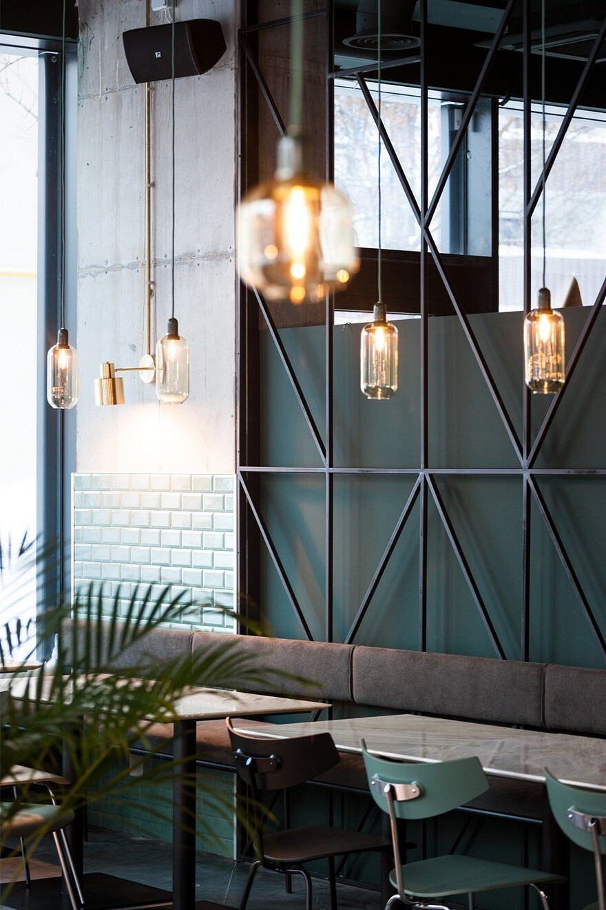 kane world food studio architect bogdan ciocodeica. Black Bedroom Furniture Sets. Home Design Ideas