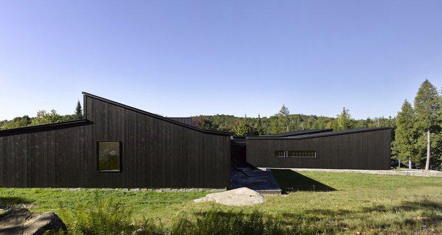 Mg2 house alain carle architecte for Alain elie architecte