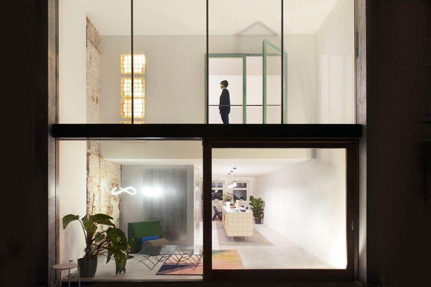 Matryoshka House / Shift Architecture Urbanism