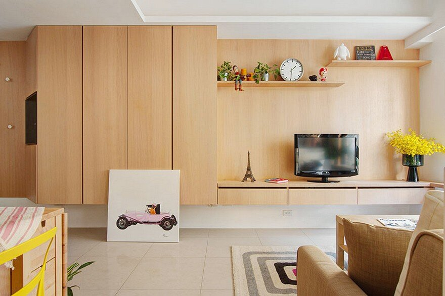 Menuet Boccherini Apartment / A Lentil Design