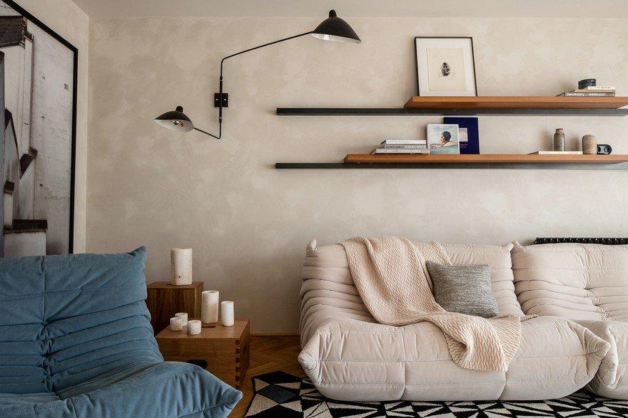 New Vintaged – Knokke Apartment / BCINT Design Studio