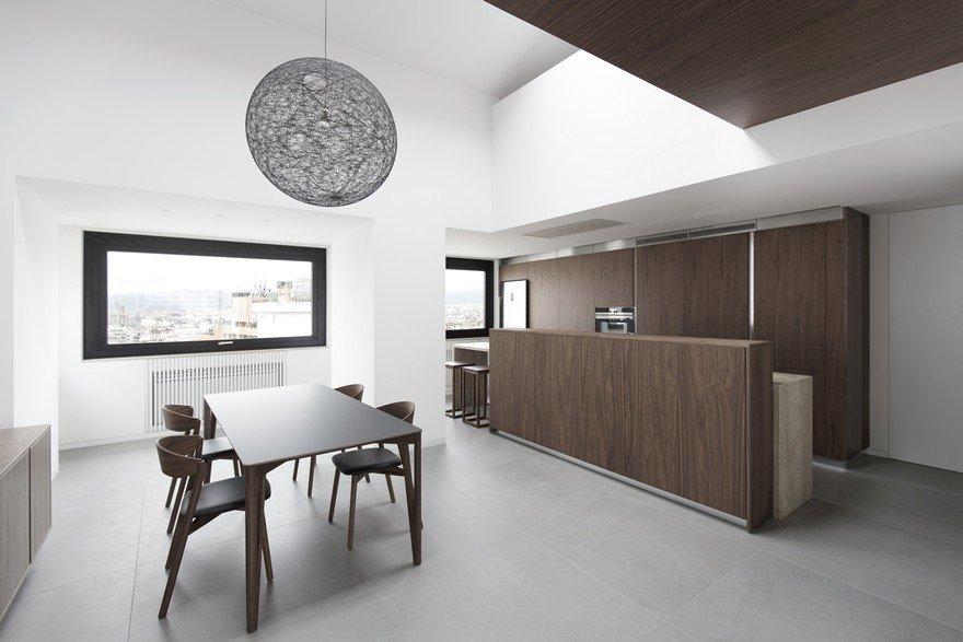 Penthouse in Palermo / Studio DiDeA