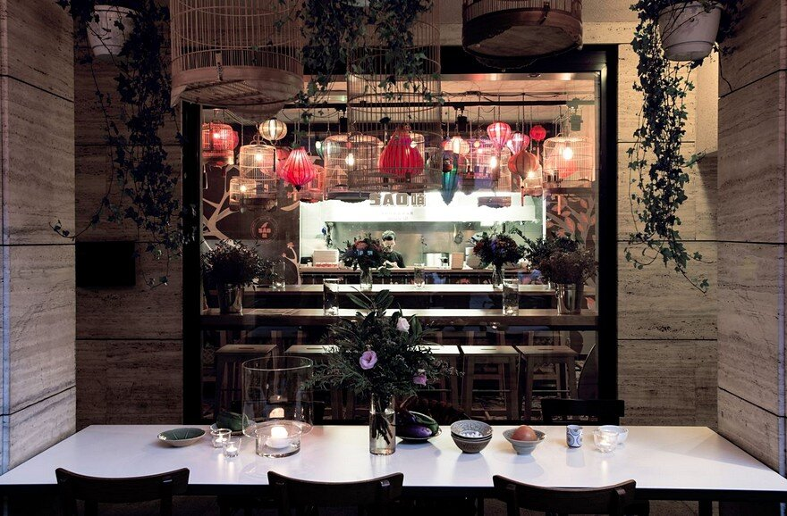 S o vietnamese restaurant position collective for Hotel design course