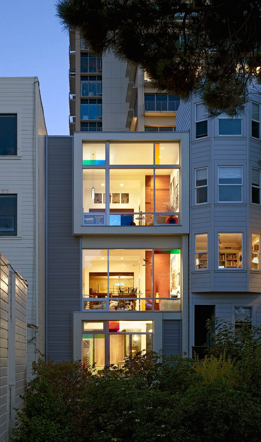 San Francisco Beach House Form4 Architecture