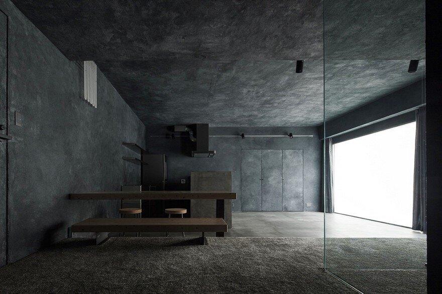 Shibuya Apartment 202 is Designed Like a Cave / Hiroyuki Ogawa Architects