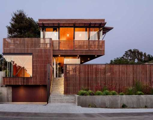 Skyline Residence on a Hilltop in Santa Barbara / ShubinDonaldson