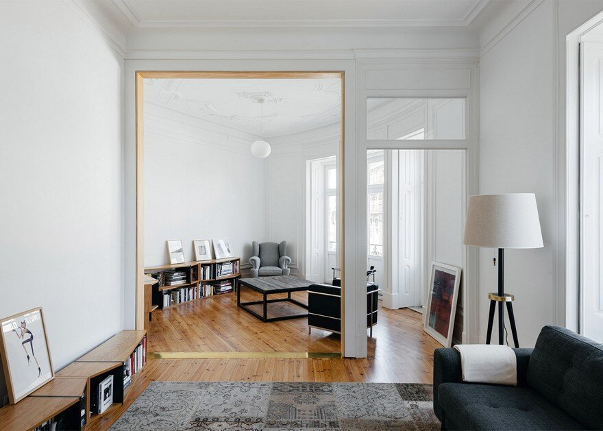 Apartment Estrela / Aurora Arquitectos