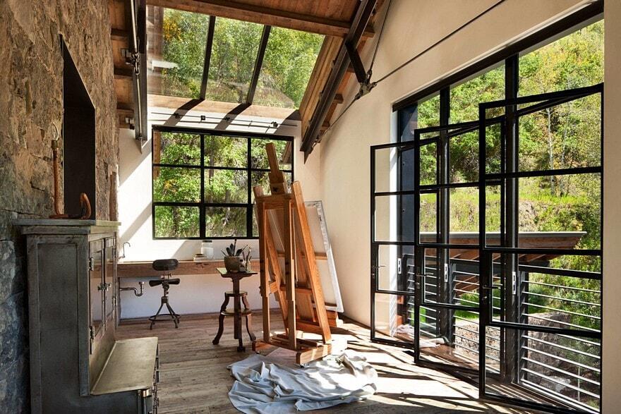 Aspen Artist House / Miller Architects