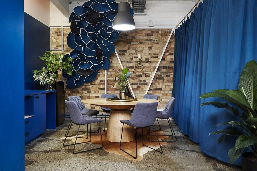 Contemporary Work Place / Alexandra Buchanan Architecture