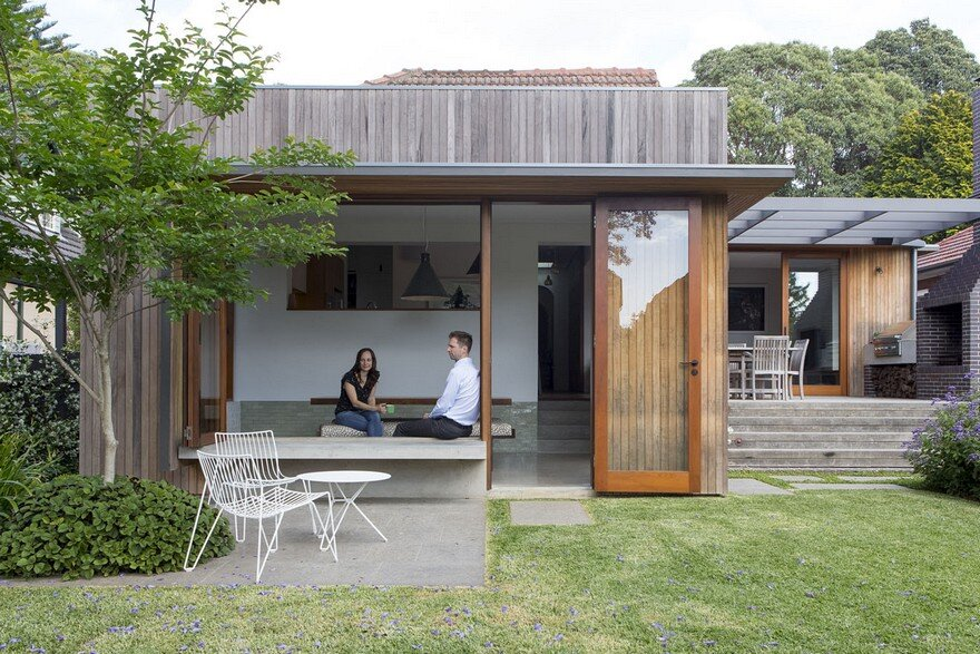 Denney House / Sam Crawford Architects