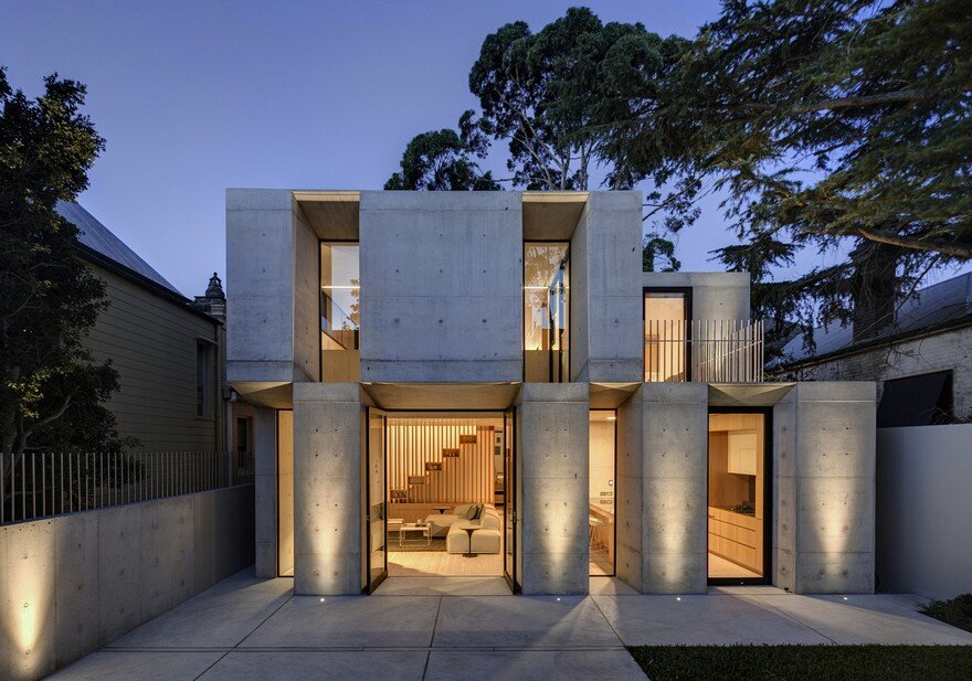 Glebe House / Nobbs Radford Architects