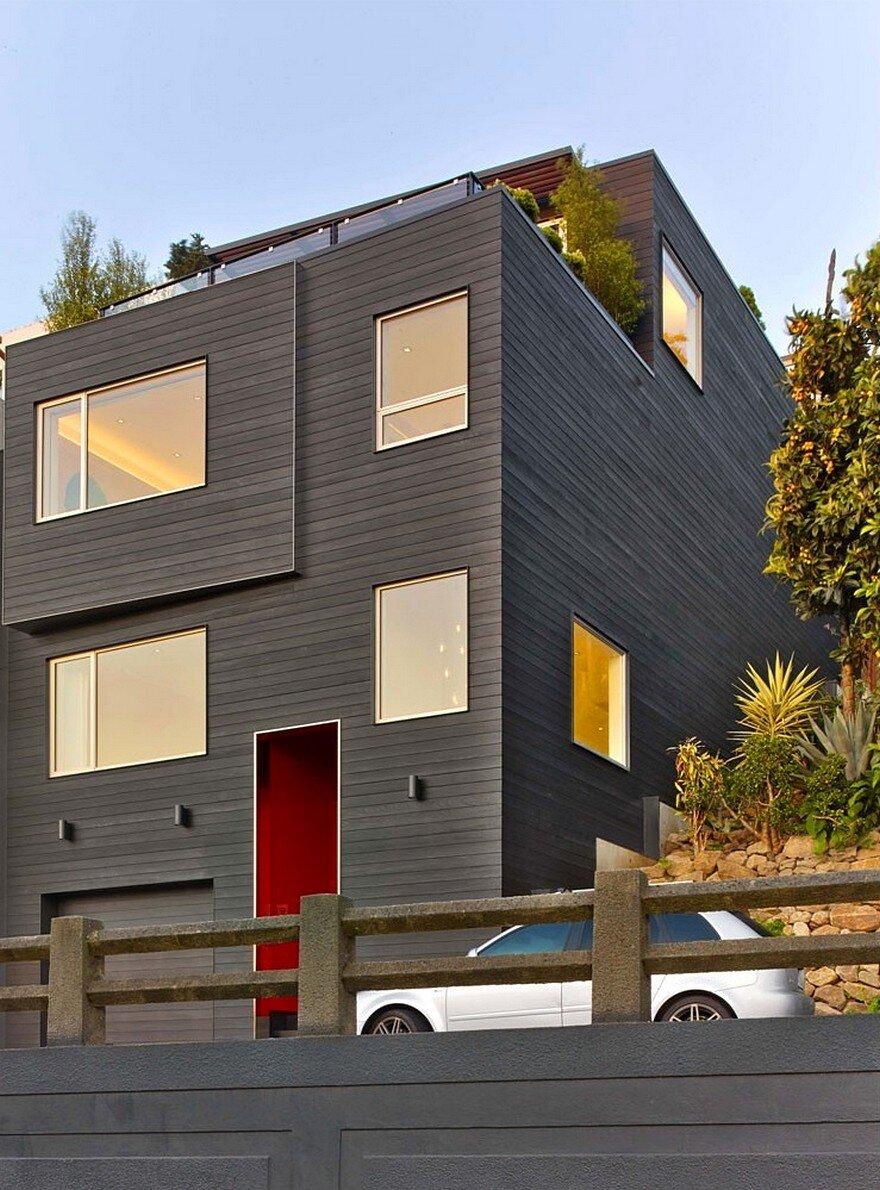 Glen park residence ccs architecture - Architecture contemporaine residence parks ...
