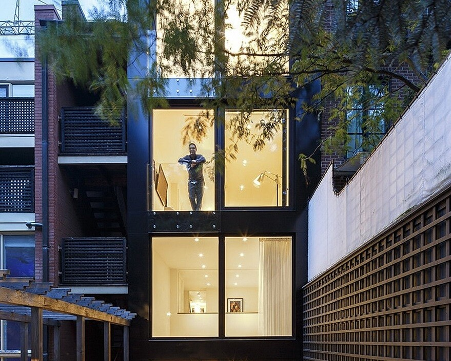Hazelton Residence / Batay-Csorba Architects