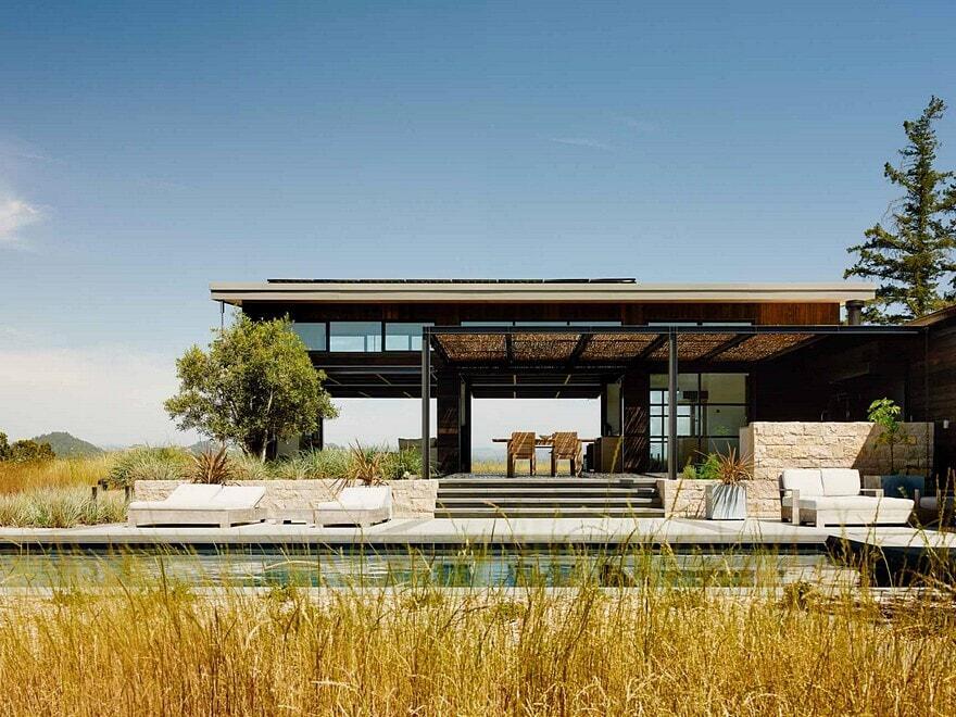 Healdsburg House / Feldman Architecture