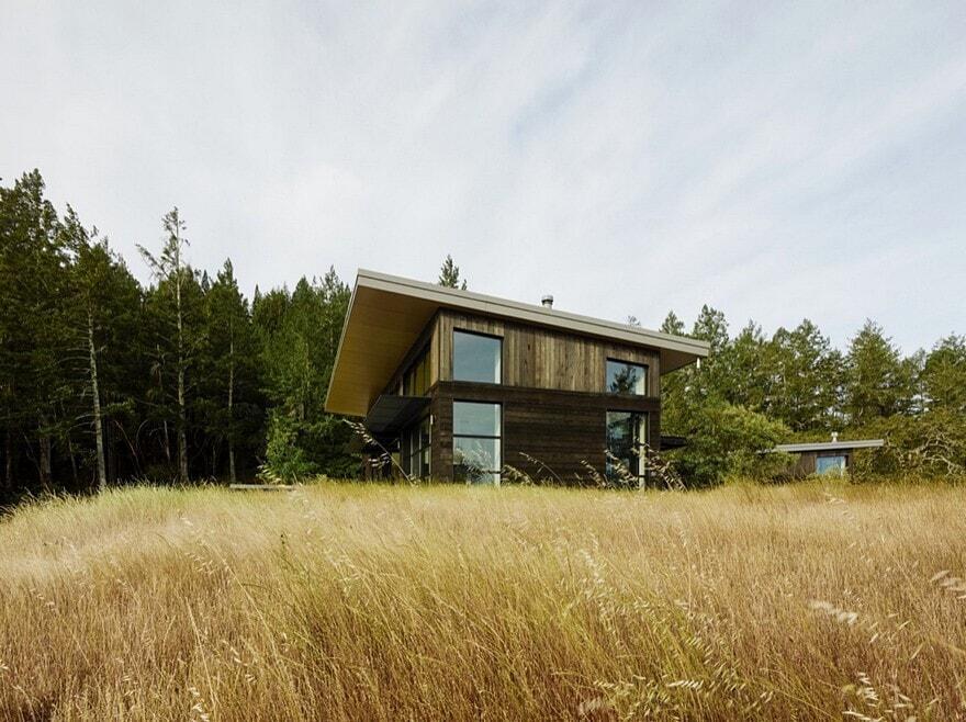 Healdsburg house feldman architecture for Feldman architecture