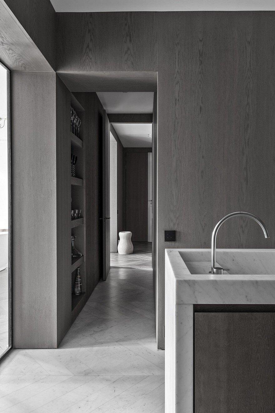 Jr Apartment Nicolas Schuybroek Architects
