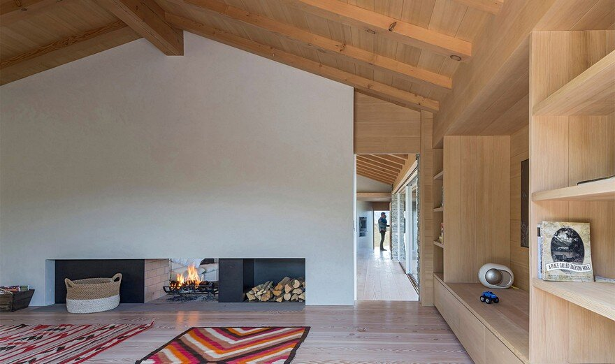 Jackson Hole House In Wyoming Mclean Quinlan Architects