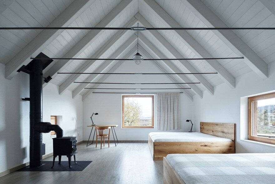 Javornice Distillery / ADR Architectural Studio