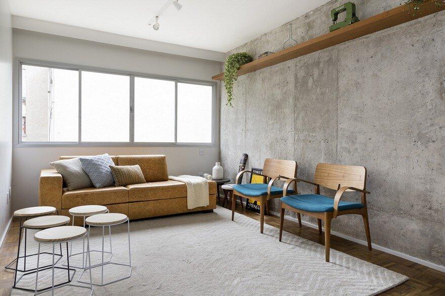 Joaquim Antunes Apartment / Tria Arquitetura