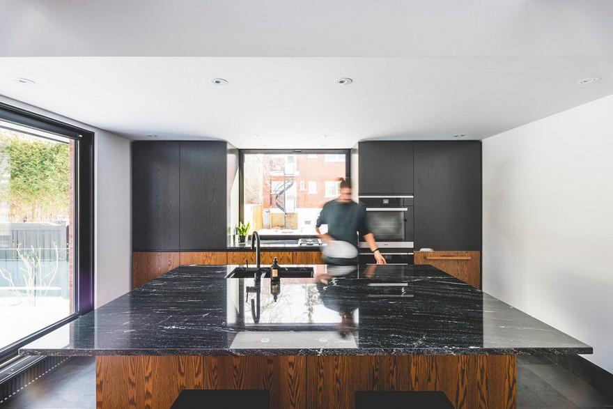 La Cardinale Project / Bringing a Breath of Freshness into a Semi-Detached Tudor