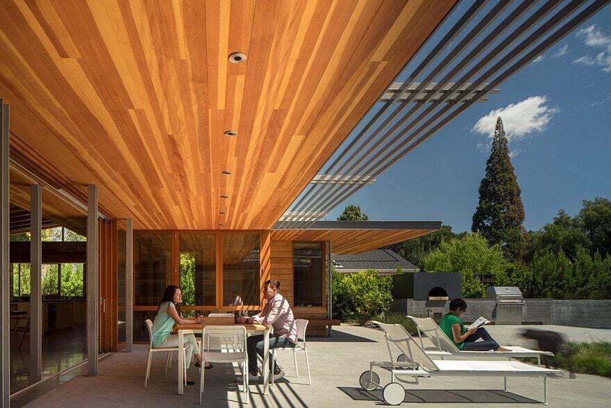 Los Altos Residence Bohlin Cywinski Jackson