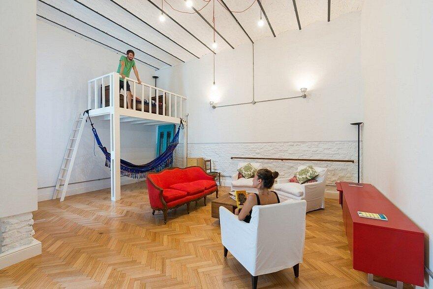 PH Recoleta Apartment in Buenos Aires / Octava Arquitectura