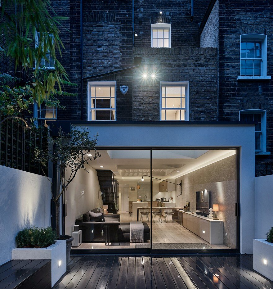 Perf house andy martin architecture for Martin architects