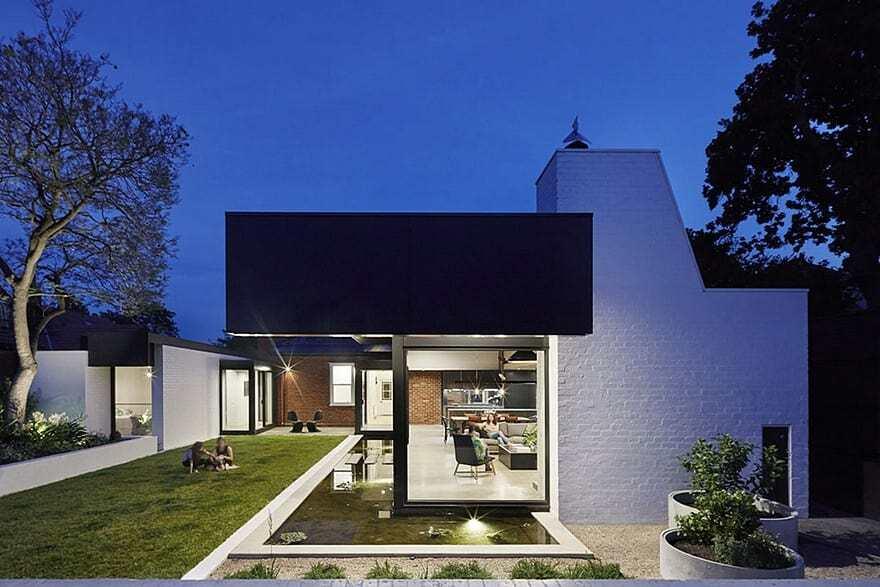 Pond House Marrandillas / Nic Owen Architects