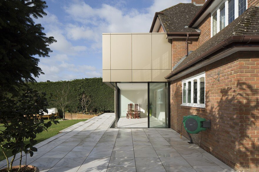 Reigate house extension and refurbishment vita architecture for Garden design reigate