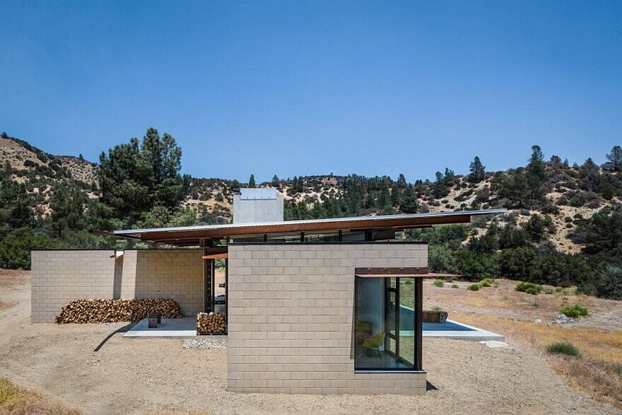 Sawmill Retreat Olson Kundig Architects