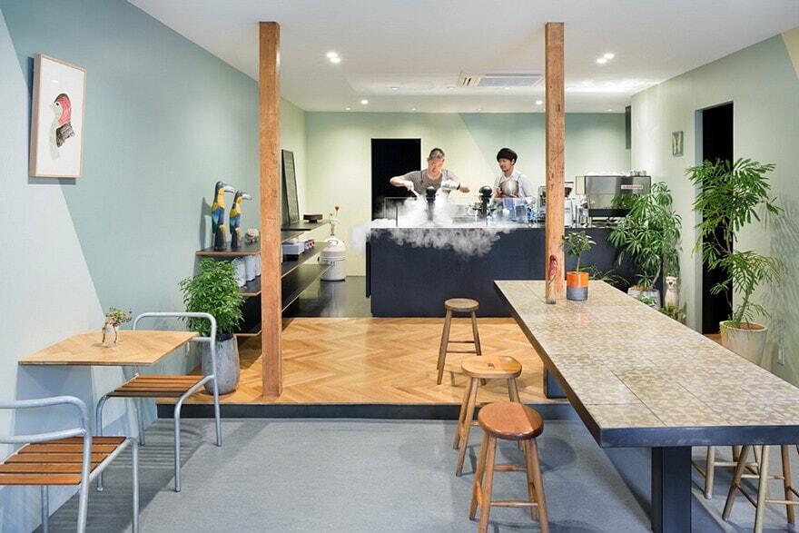 Snow Picnic Gelato Store / Torafu Architects