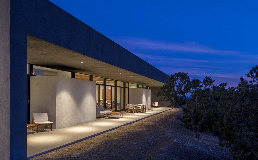 Sundial House in Santa Fe / Specht Architects