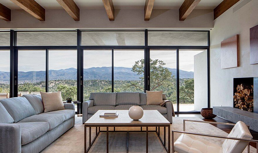 Sundial House In Santa Fe By Specht Architects 6