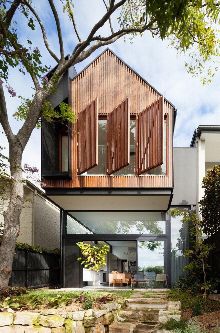 Sustainable House Randwick Day Bukh Architects