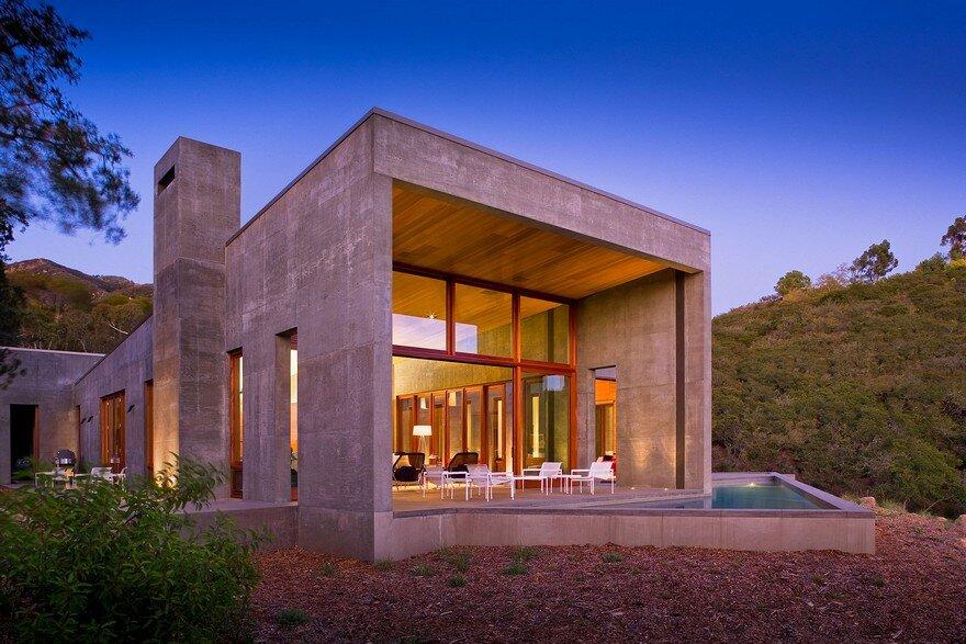 Toro Canyon Residence / ShubinDonaldson