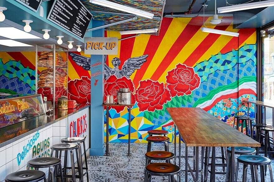 Torteria San Cosme / Mexican Sandwich Shop by +tongtong