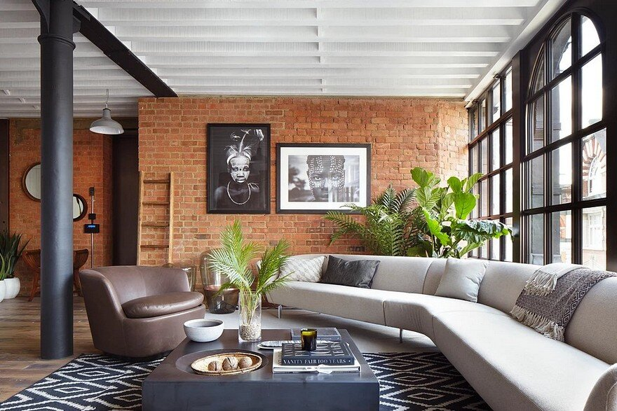 Wardour Street Apartment / Design Haus Liberty