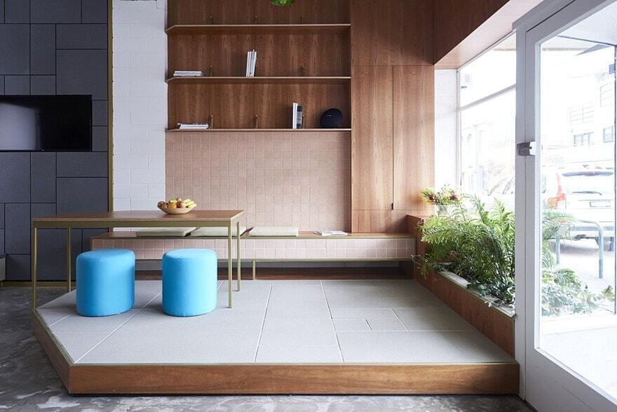 Anston Architectural Showroom Dan Gayfer Design