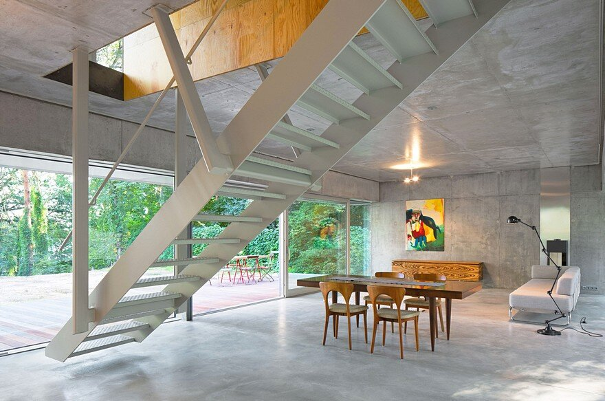 Bad Saarow House / Augustin Und Frank Architekten