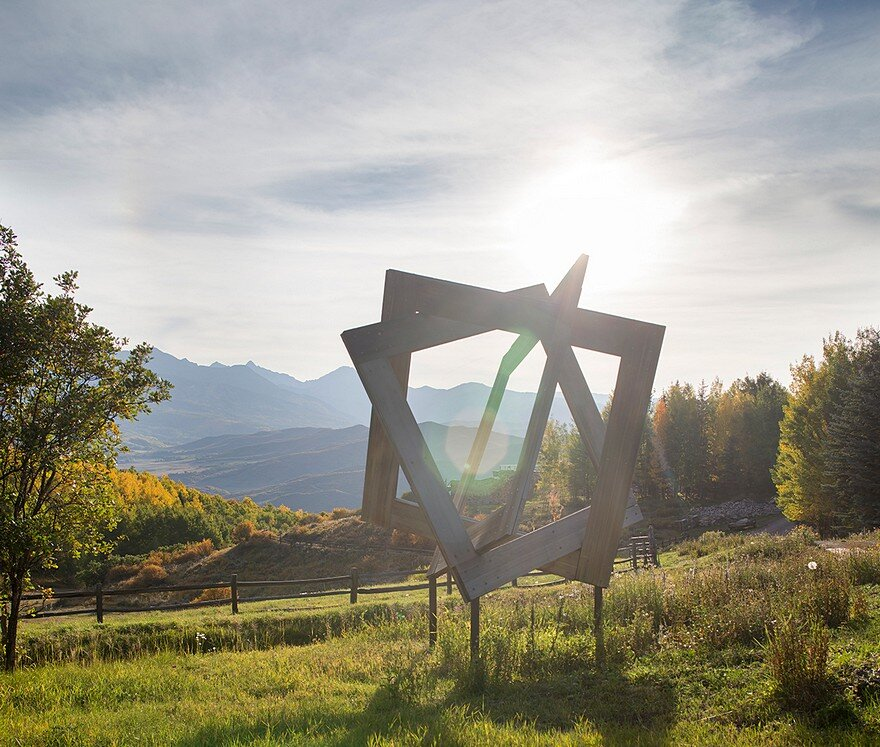 Barn Studio In Aspen Colorado Rowland Broughton
