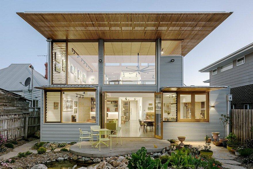 Carnegie Gallery House / Zen Architects