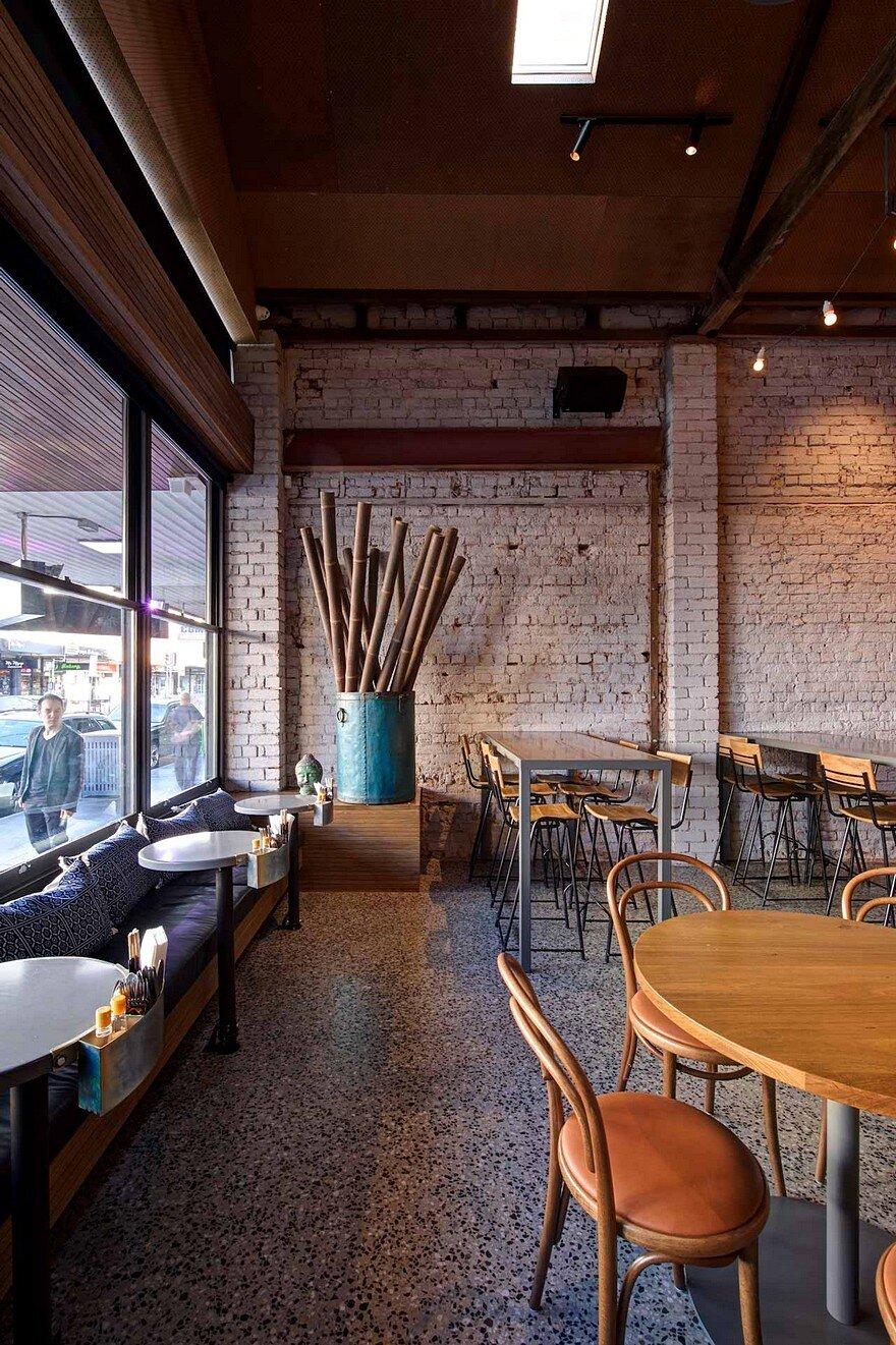Contemporary Malaysian Style Restaurant / Hawker Hall by Craig Tan ...