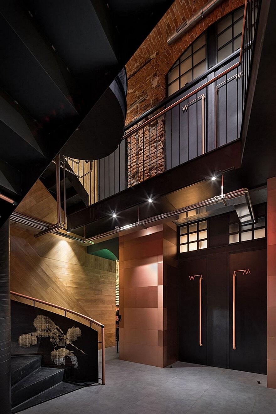 Copper Head Bar Yod Design Lab