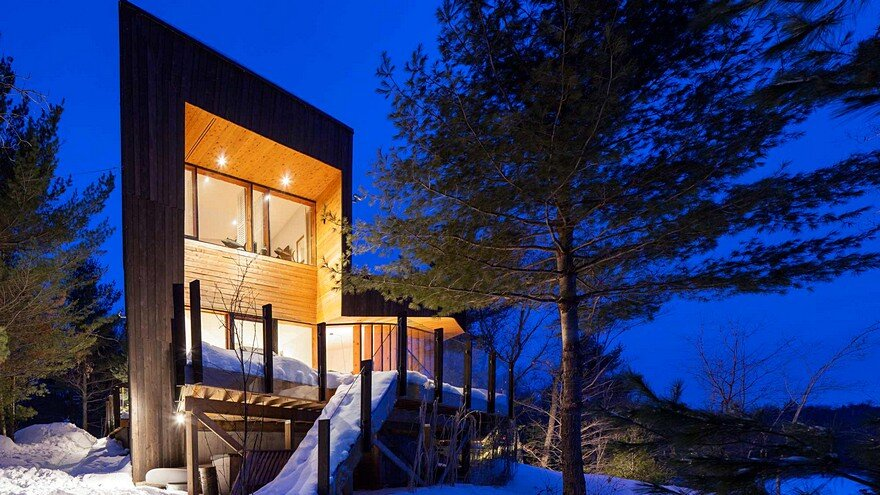 Delta Road Cottage / Teeple Architects