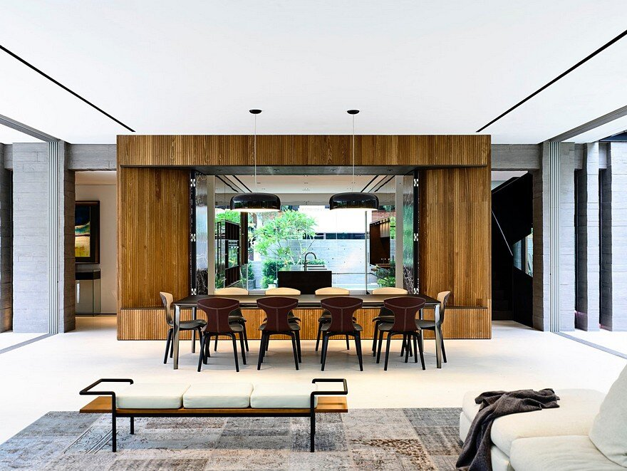 Housecompound Design In Singapore