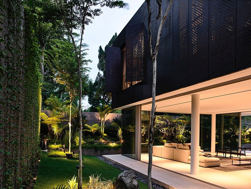 Faber House, Singapore / ONG & ONG