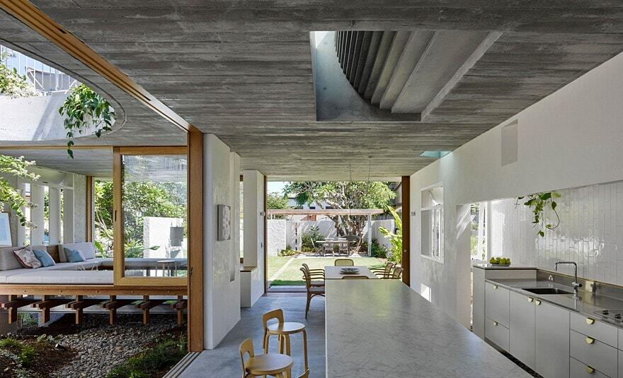 Gibbon Street House / Cavill Architects