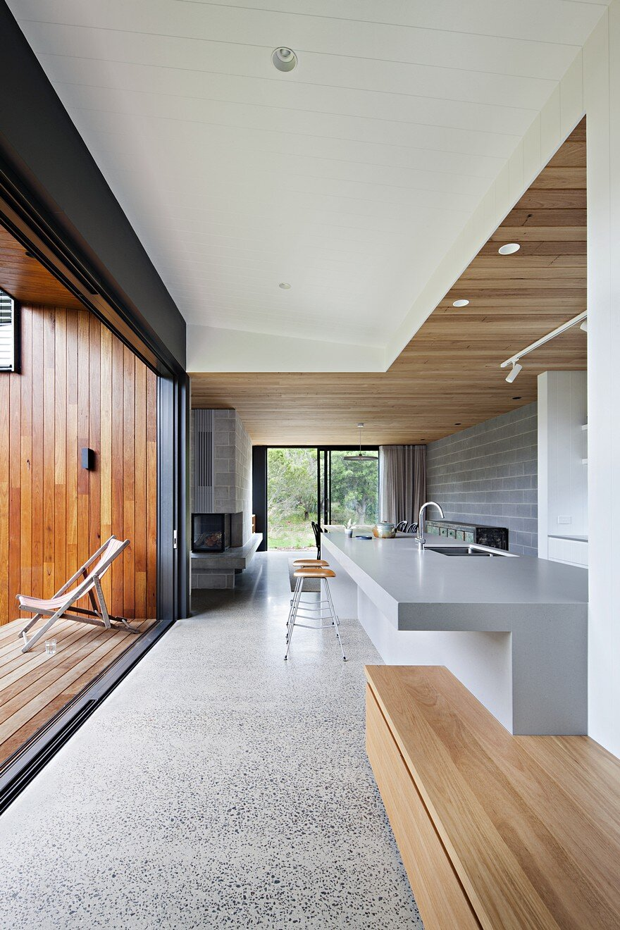 New Beach House Hide And Seek House By Bower Architecture