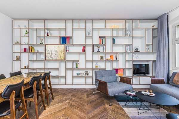 Literature house in berlin itay friedman architects architecture