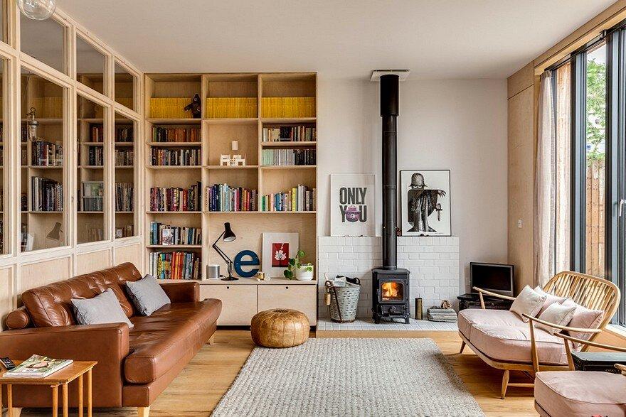 Long Crendon House / Mailen Design